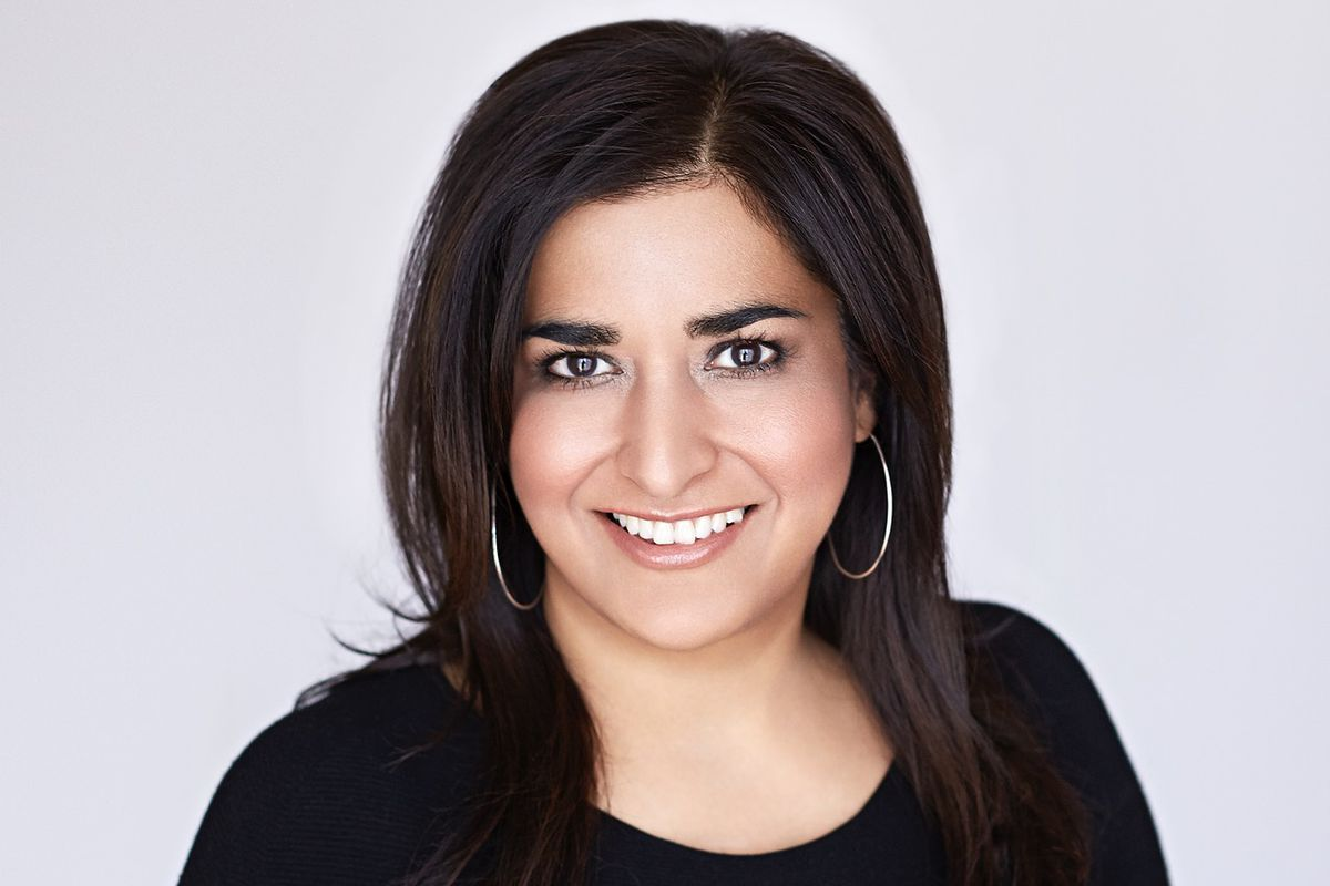 Diddy's REVOLT TV CEO Roma Khanna