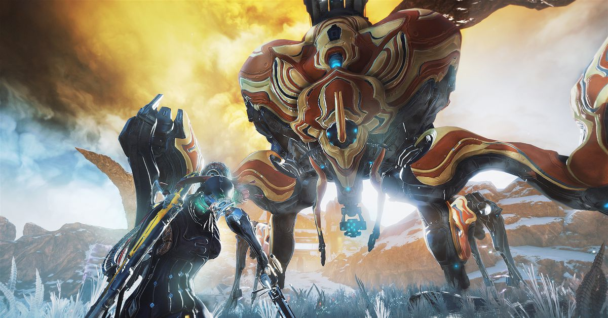 Warframe Pc Account Can Be Migrated To Nintendo Switch