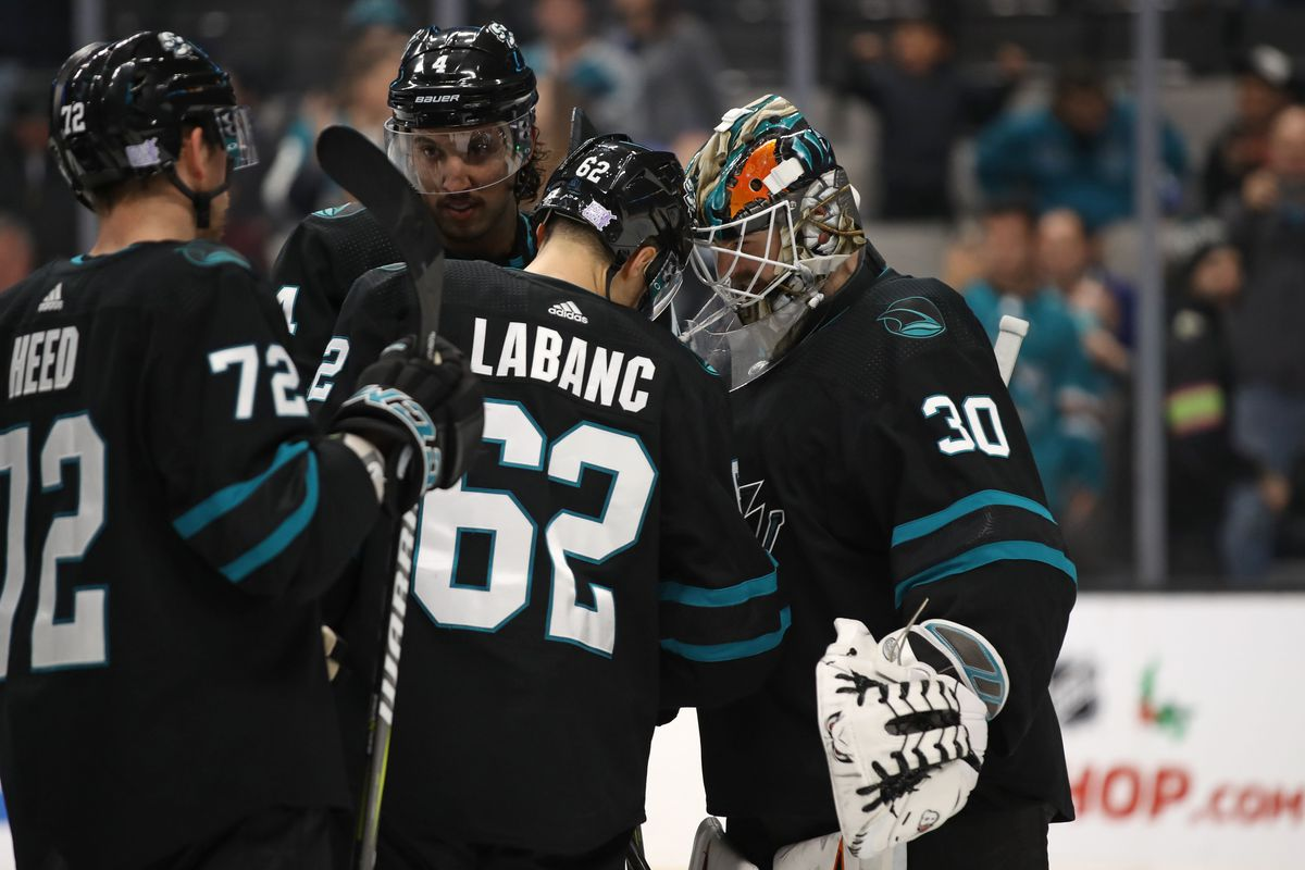 b2dfad234cd Canucks 0, Sharks 4: Karlsson comes up huge as Dell shuts out Canucks