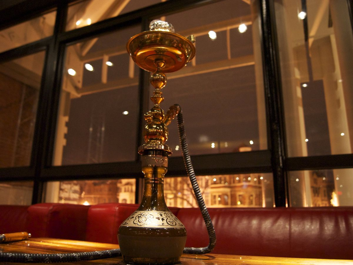 Dc Area Hookah Bars And What To Eat There Eater Dc