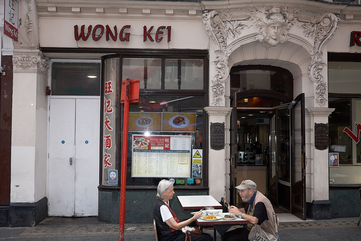 Chinatown London has reopened after coronavirus lockdown, with schemes like outdoor dining permits from Westminster council and the government's Eat Out to Help Out discount giving the area an economic boost.