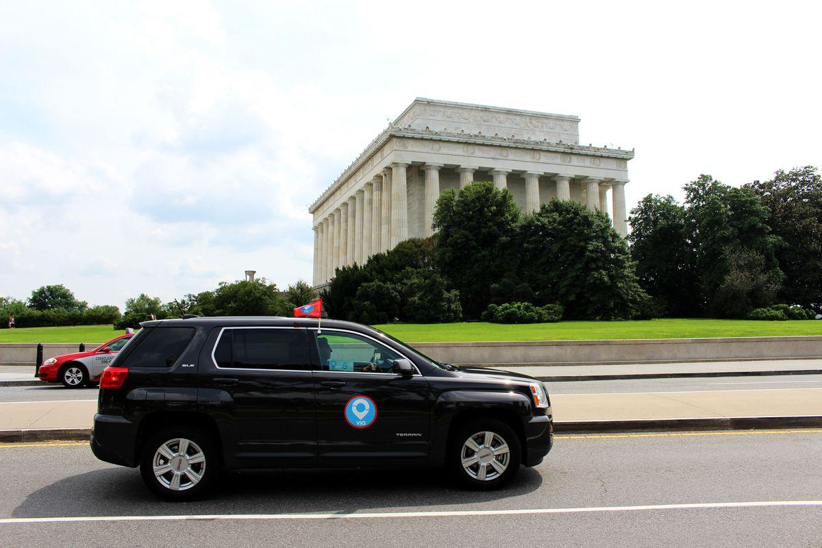 DC DPW and ride-hailing company Via partner to transport