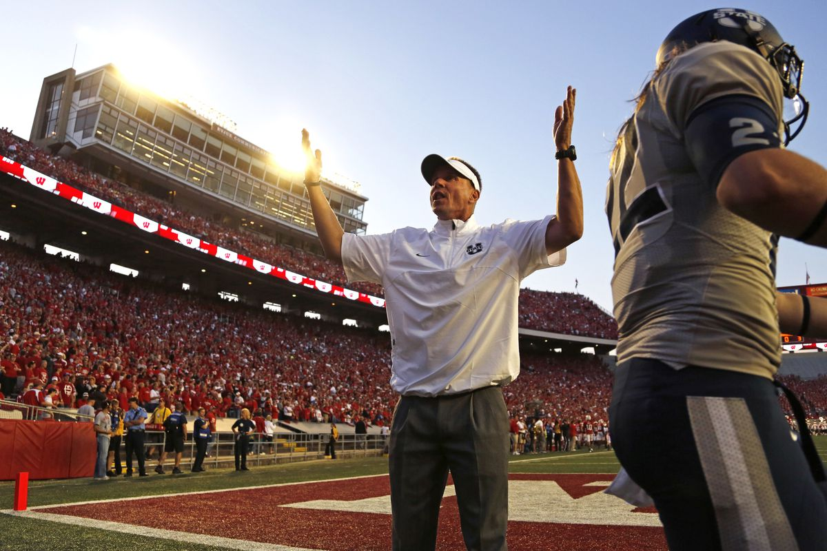 Could Utah State's Gary Anderson be the next UK football coach?