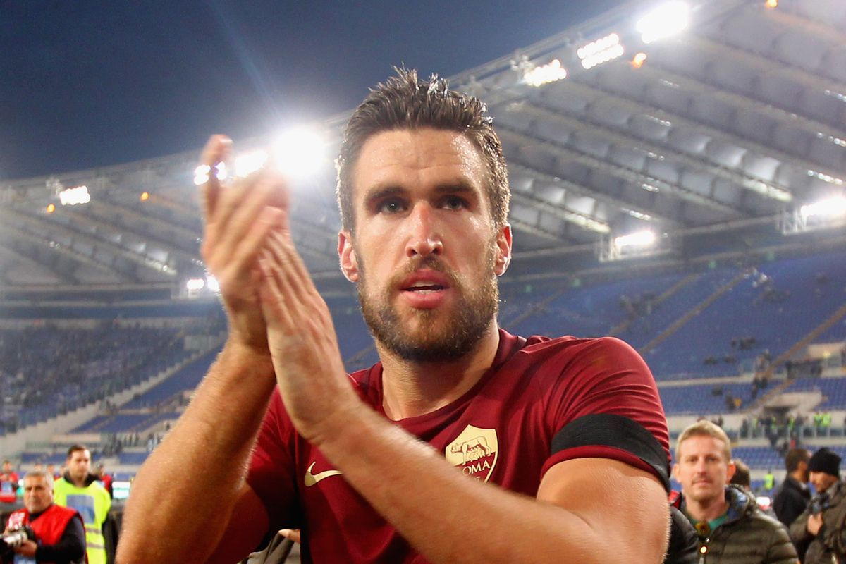 Kevin Strootman and the Dutch Revival Chiesa Di Totti