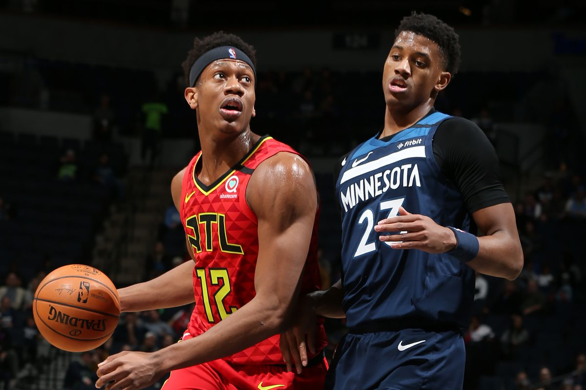 Atlanta Hawks v Minnesota Timberwolves