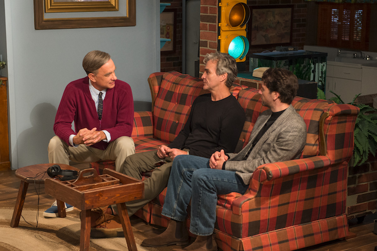 Mister Rogers Movie Tells A True Story Mostly Chicago Sun Times