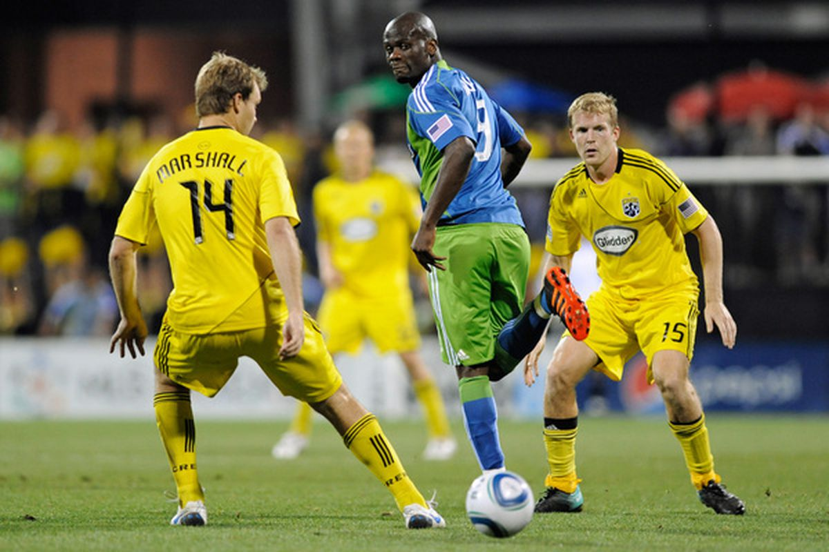 The absence of Blaise Nkufo means the Sounders have roster and cap space. Are they going to add someone?