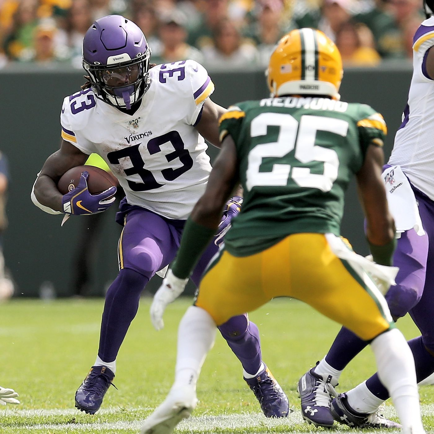 Running Back Dalvin Cook Gives Vikings A Recipe For