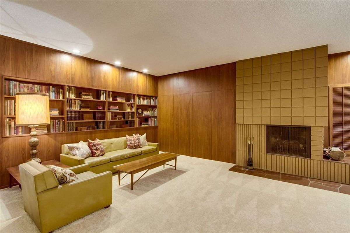 3 groovy san diego midcentury homes to snag curbed - 4 bedroom house for sale san diego ...