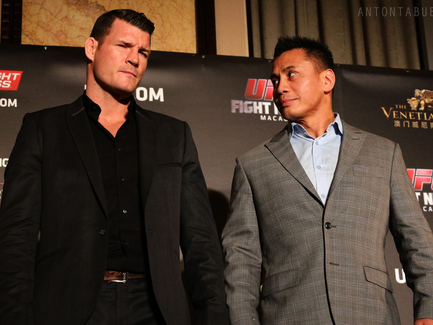The Idiots Guide To Michael Bisping Vs Cung Le Bloody Elbow