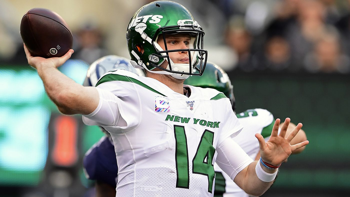 Sam Darnold and His Spleen Are the Hope the Jets Need
