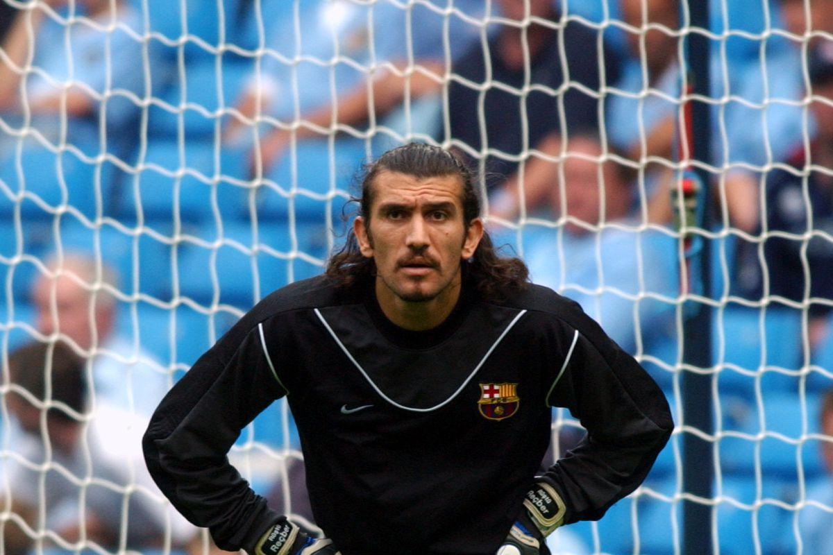 Soccer - Friendly - Manchester City v Barcelona