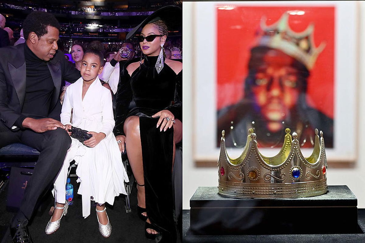 Blue Ivy, The Notorious B.I.G.