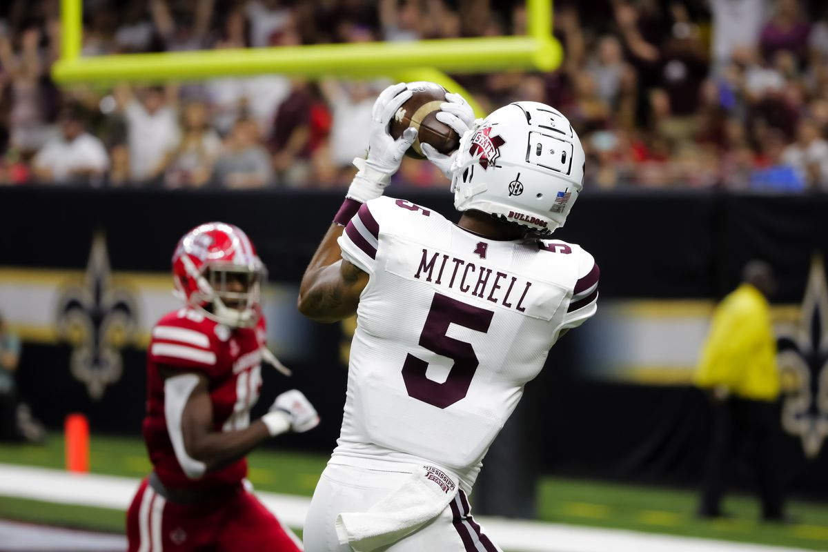 NCAA Football: Mississippi State at UL Lafayette