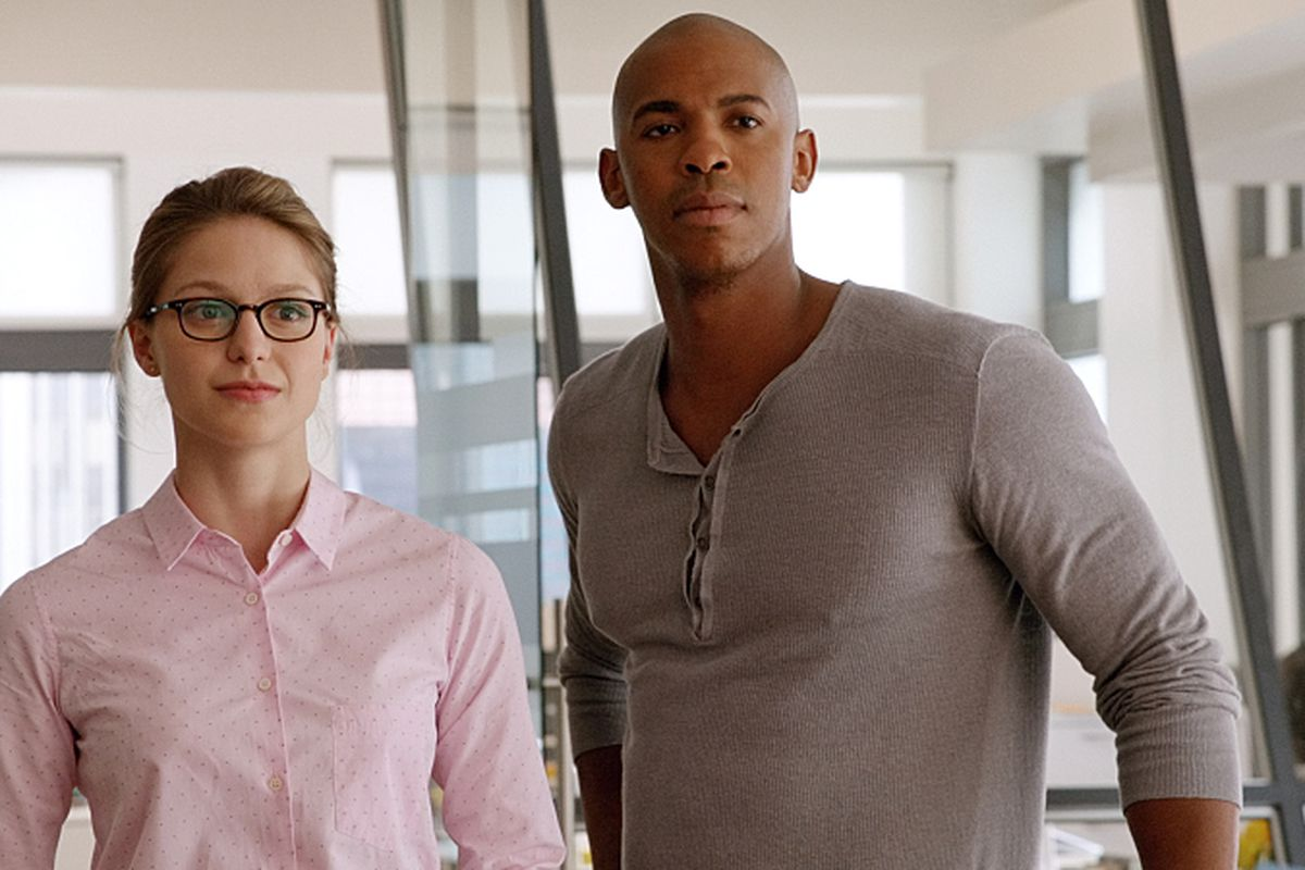 CBS is airing a new Supergirl show. Sure, CBS.