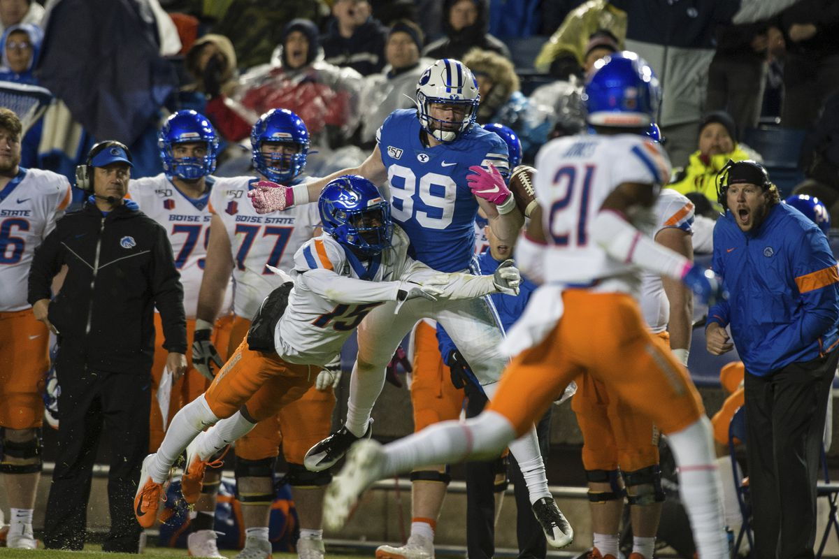 Boise State, BYU football can feel your TV pain