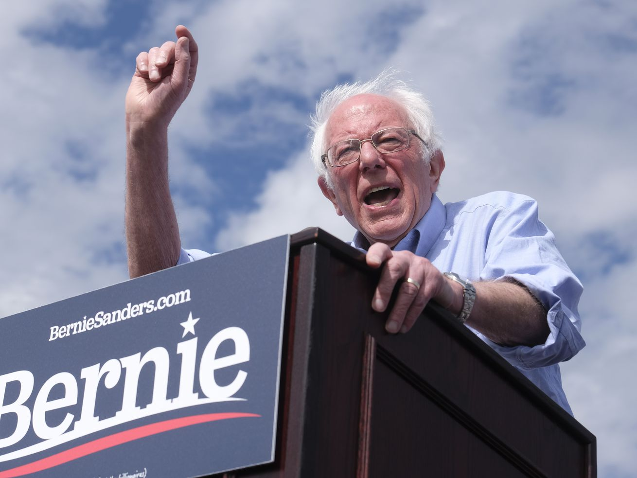 Sanders condemns Russian interference into his campaign