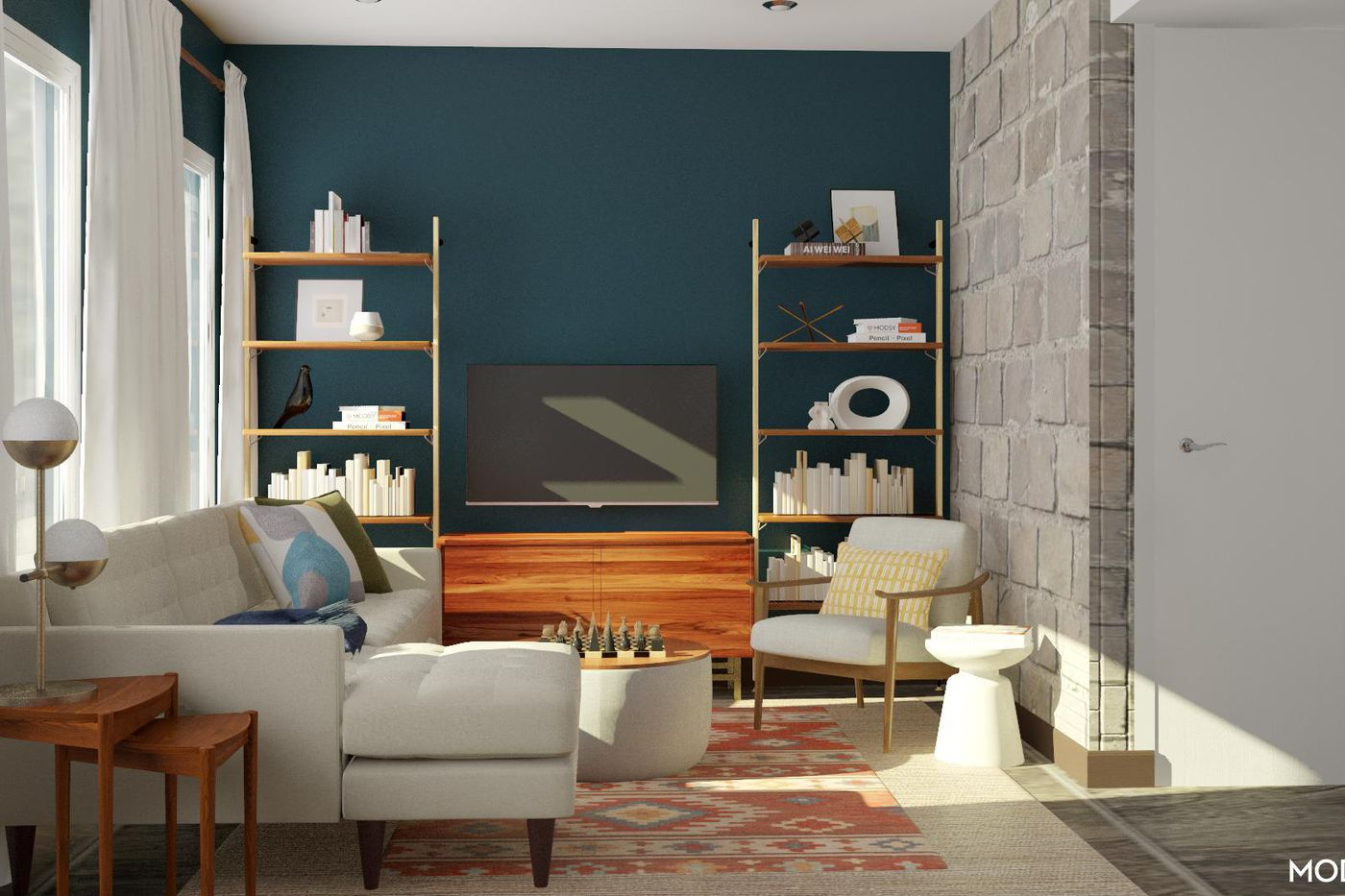 Virtual home makeover: testing Modsy, Havenly, Ikea on my NYC