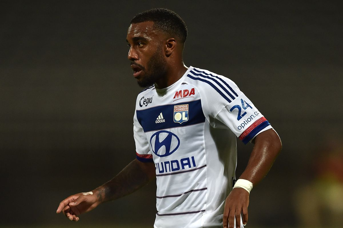 Lyon star Alexandre Lacazette could head to Liverpool this summer