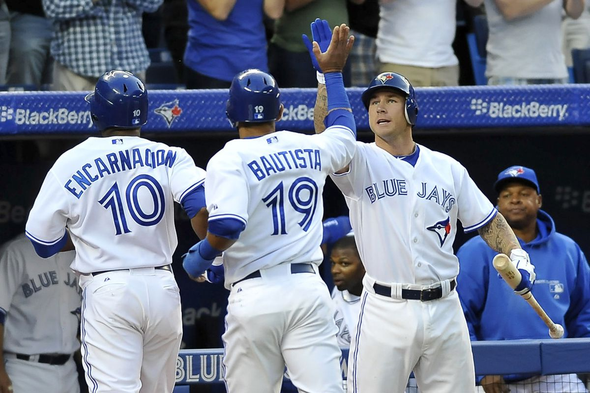Which of these three Toronto third basemen got the call to join the Fake Teams American League All-Stars?