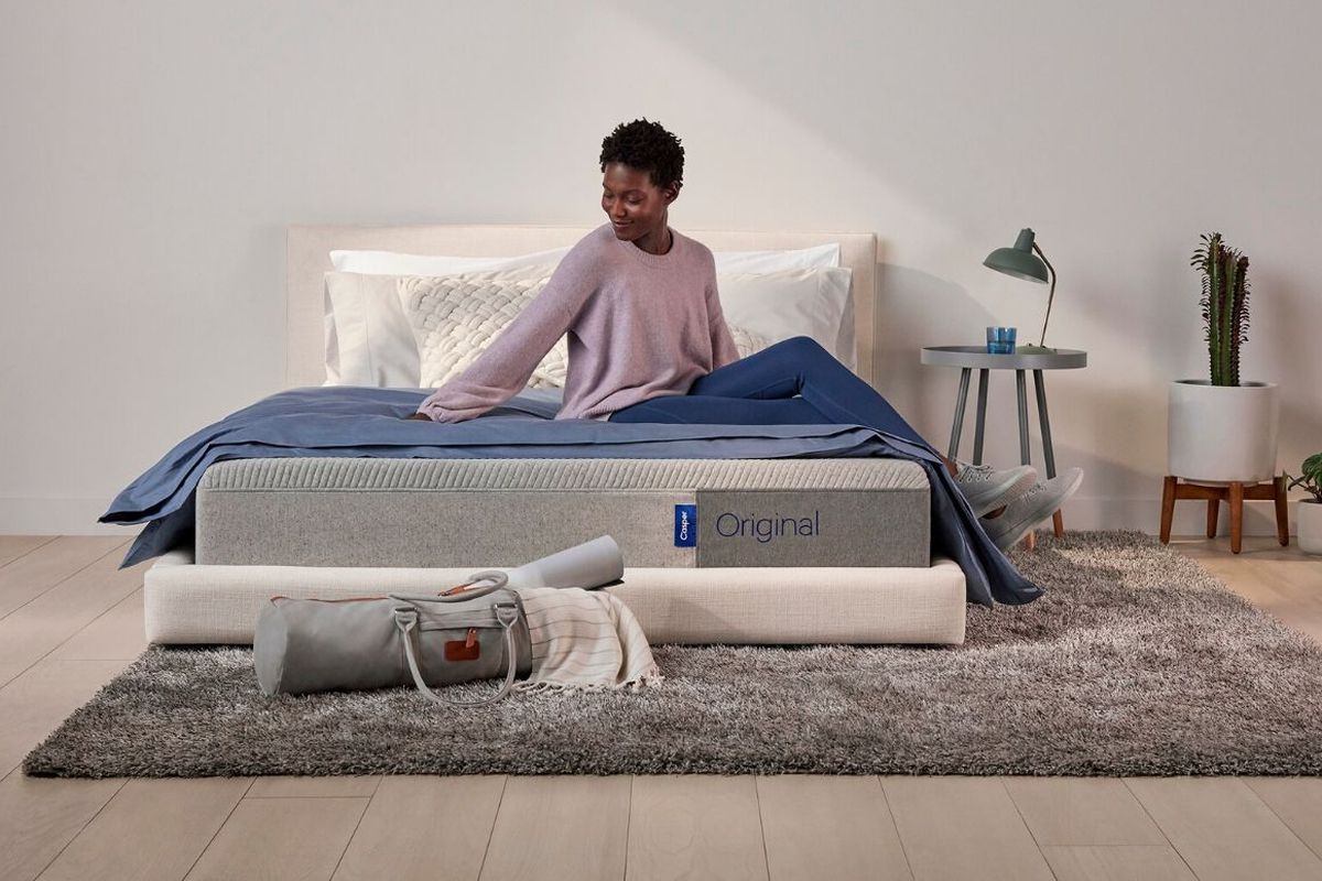The Casper Mattress Universal Memory Foam Experience Of Your Dreams This Old House