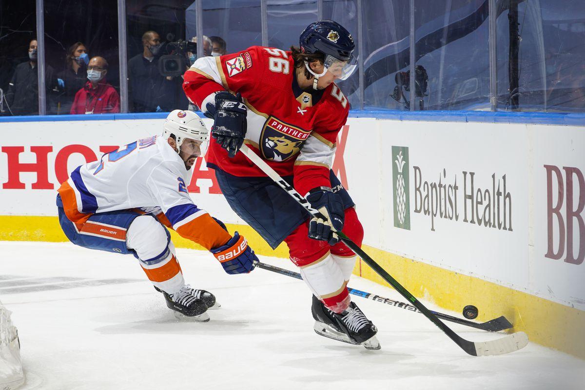 New York Islanders v Florida Panthers