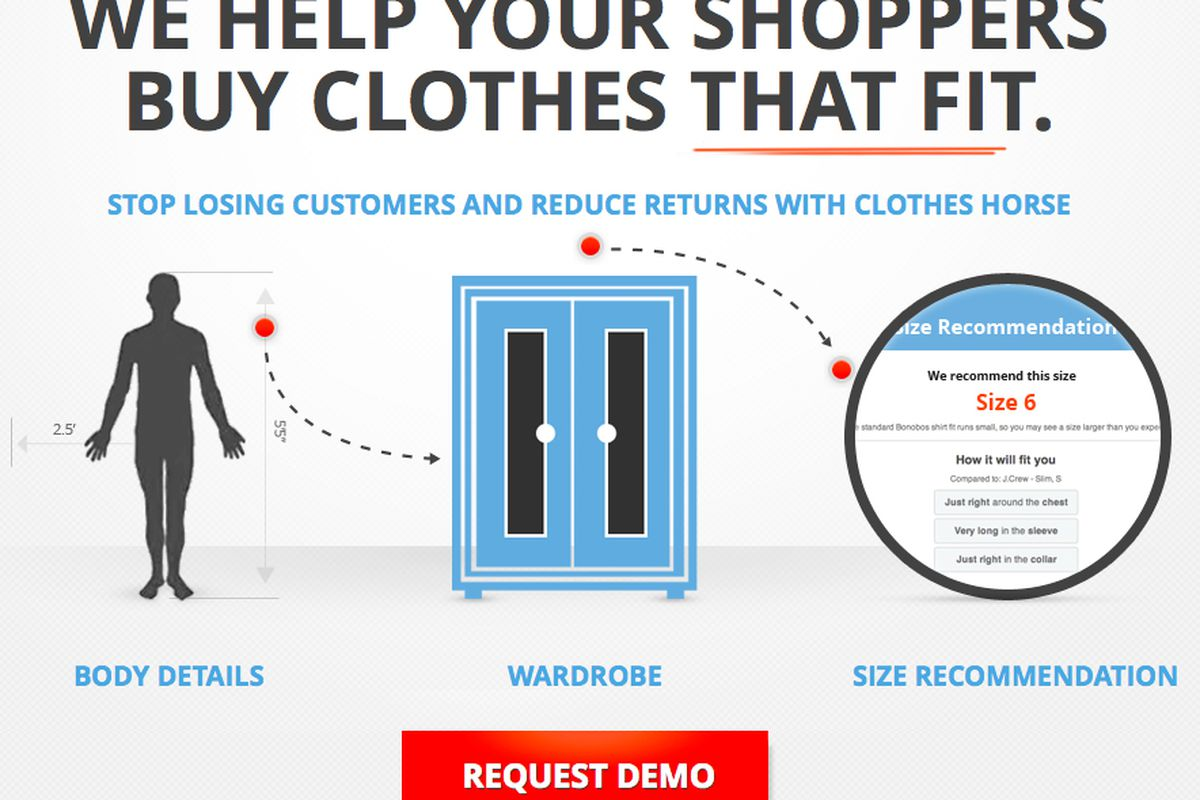 the startup helping online shoppers navigate vanity sizing racked
