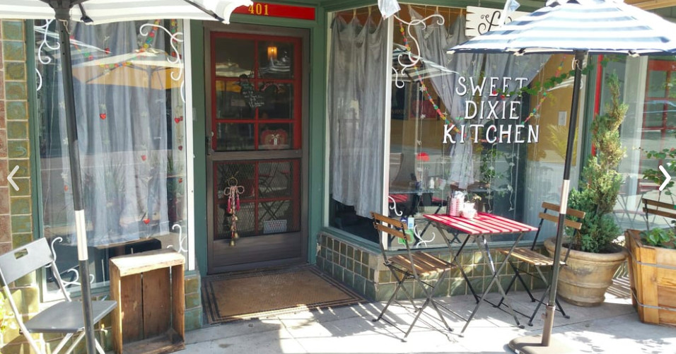 Long beach brunch spot unabashedly reheats and serves for Popeyes louisiana kitchen austin tx