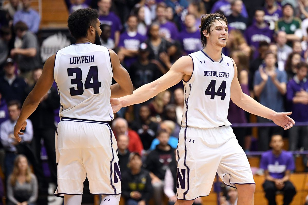 NCAA Basketball: ACC/Big Ten Challenge-Wake Forest vs Northwestern