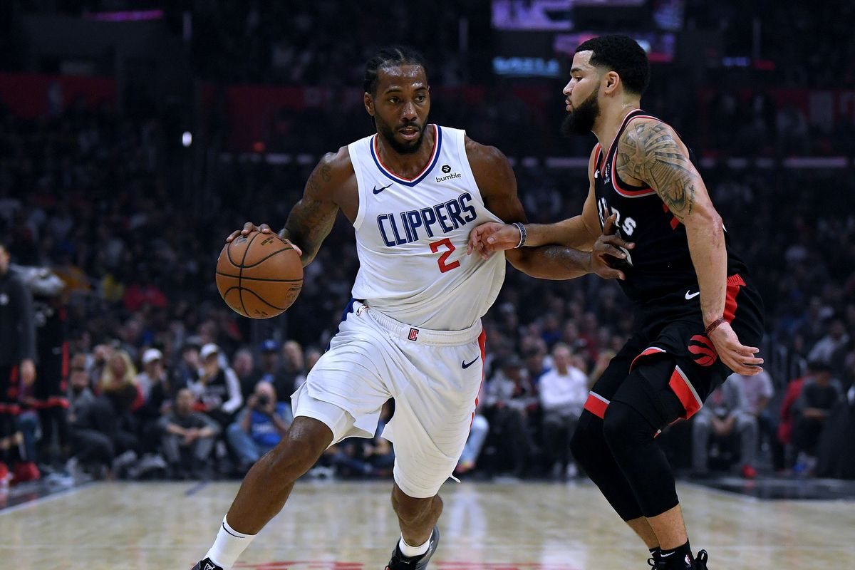 Toronto Raptors v Los Angeles Clippers