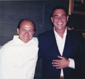 Giorgios Bakatsias and George Tarantini