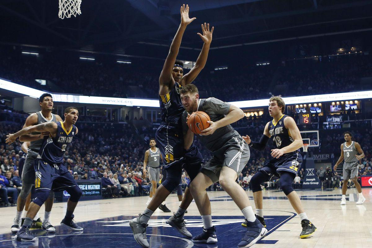 NCAA Basketball: Kent State at Xavier