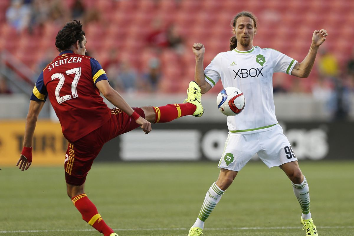 MLS: U.S. Open Cup-Seattle Sounders 2 at Real Salt Lake