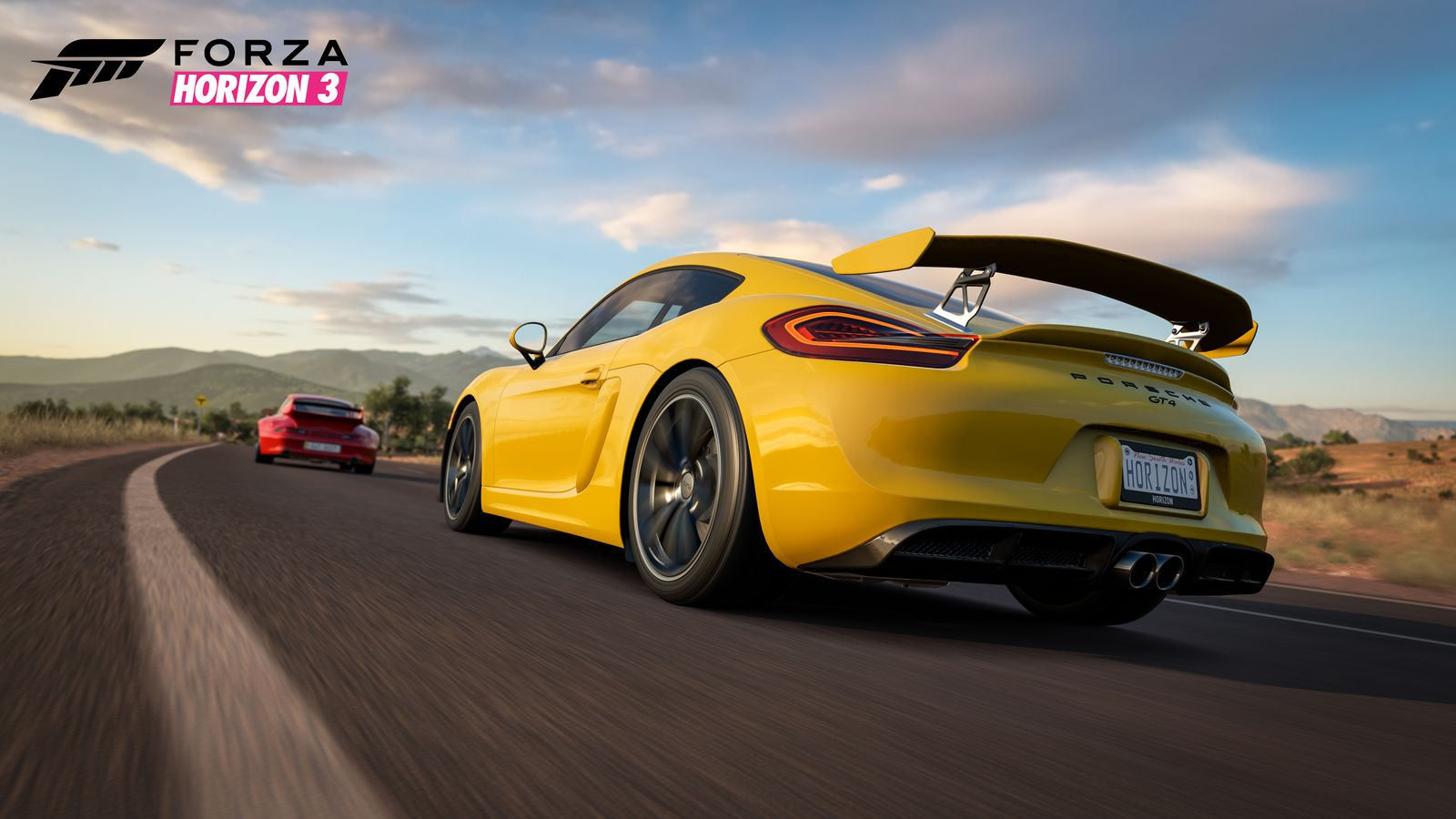 porsche comes to forza horizon kicking off new. Black Bedroom Furniture Sets. Home Design Ideas