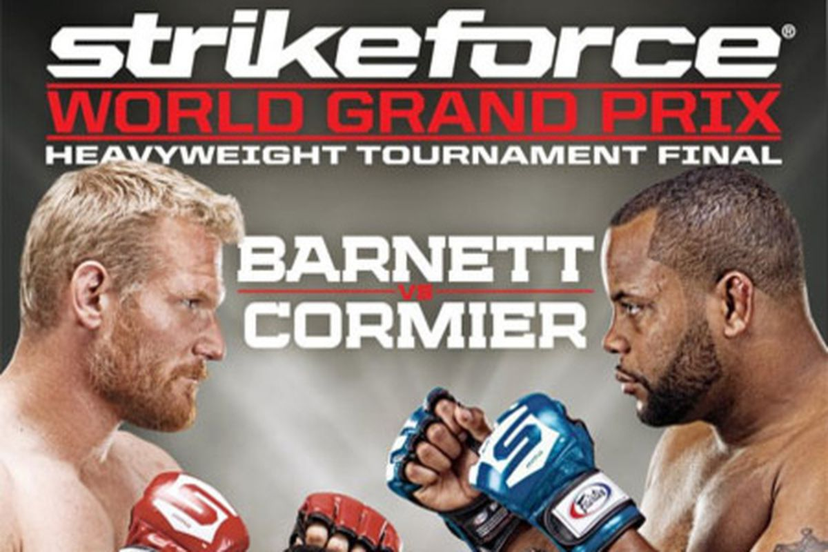 How to watch Strikeforce tonight (May 19) for 'Barnett vs ...
