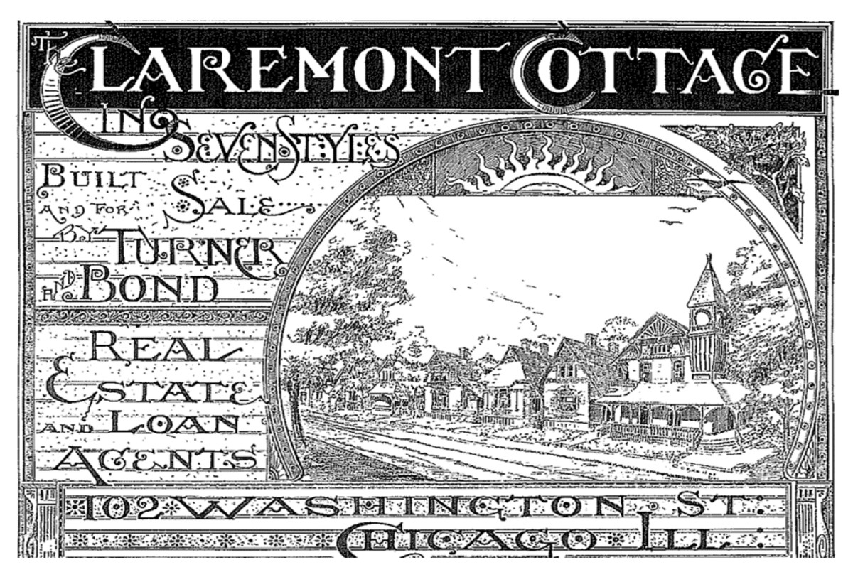 A black and white printed flyer from the newspaper.