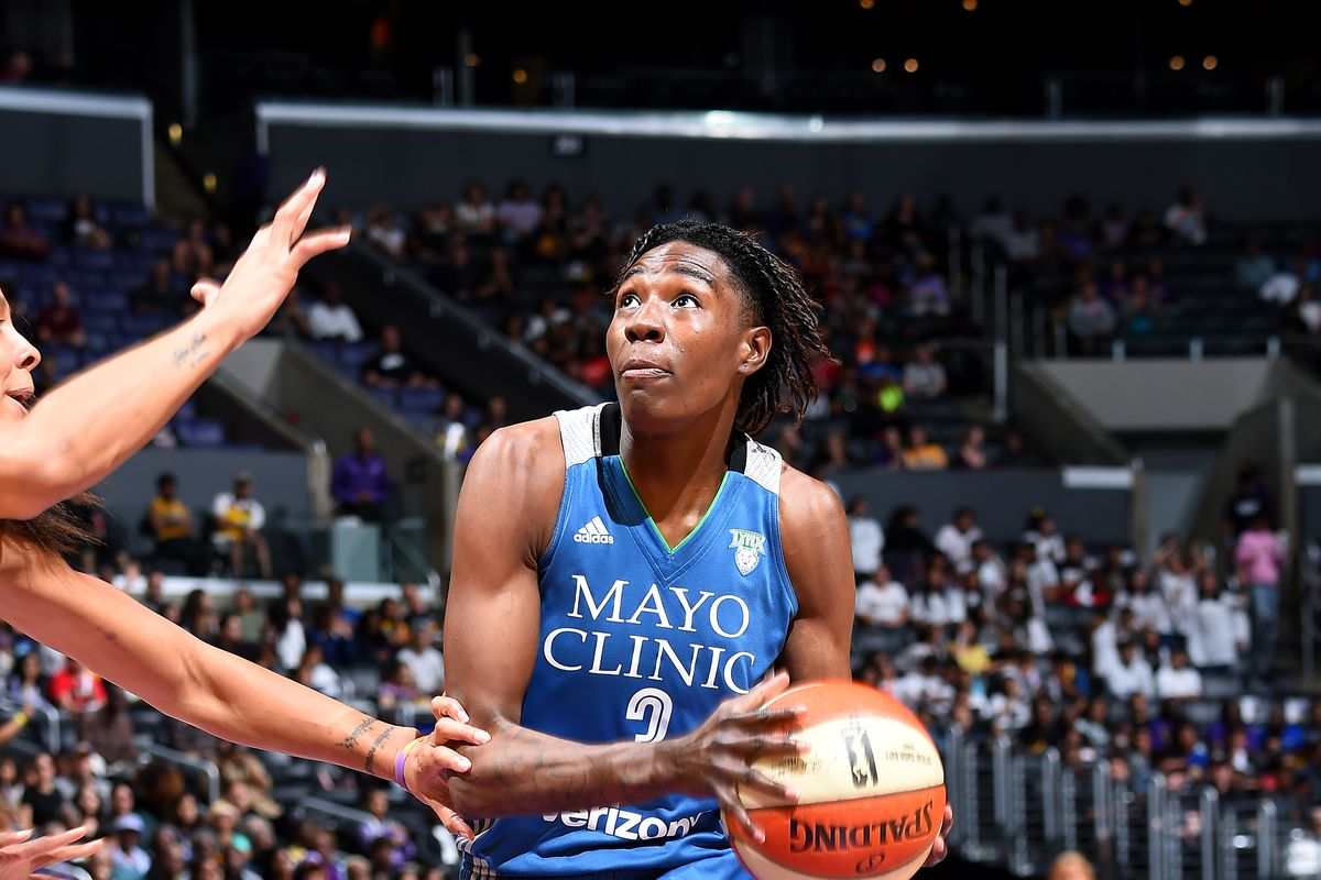 2017 WNBA Finals Game Three - Minnesota Lynx v Los Angeles Sparks