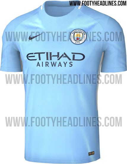 3d8e862f4c2 Manchester City 2017-18 kits leaked, look amazing - Bitter and Blue