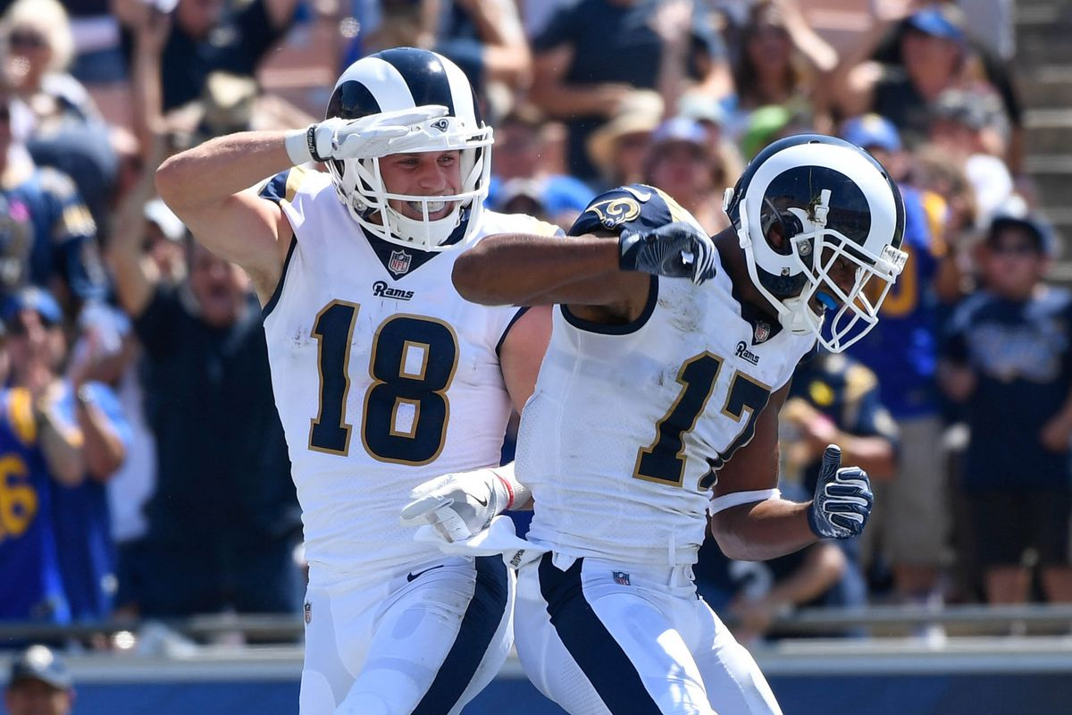 Los Angeles Rams vs Cleveland Browns first half live thread