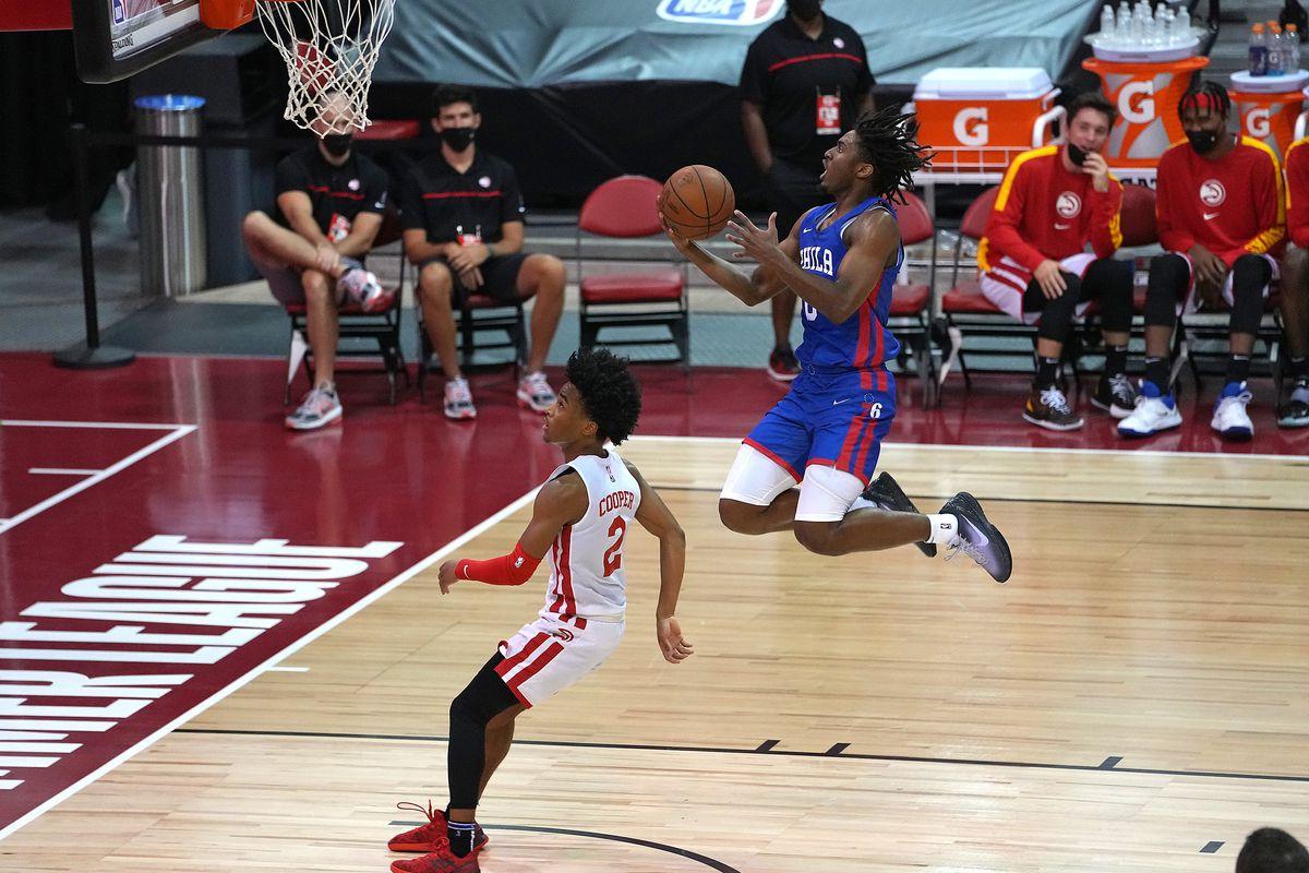 NBA: Summer League-Philadelphia 76ers at Atlanta Hawks