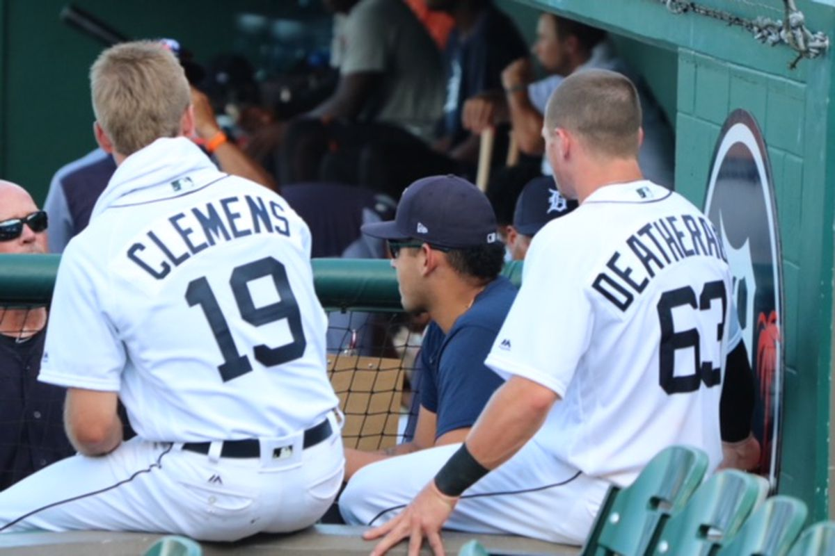 san francisco 1d07b c7a0f Projecting Tigers minor league rosters  2019 Lakeland Flying Tigers - Bless  You Boys