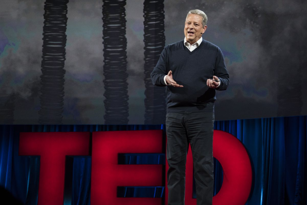 Al Gore on Climate Change Battle: 'We Are Solving This Crisis'