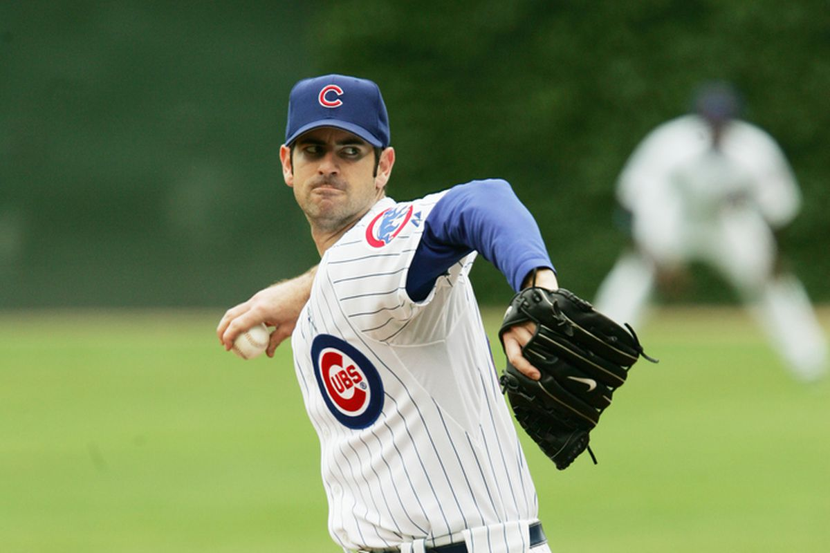 Mark Prior, before the rains came