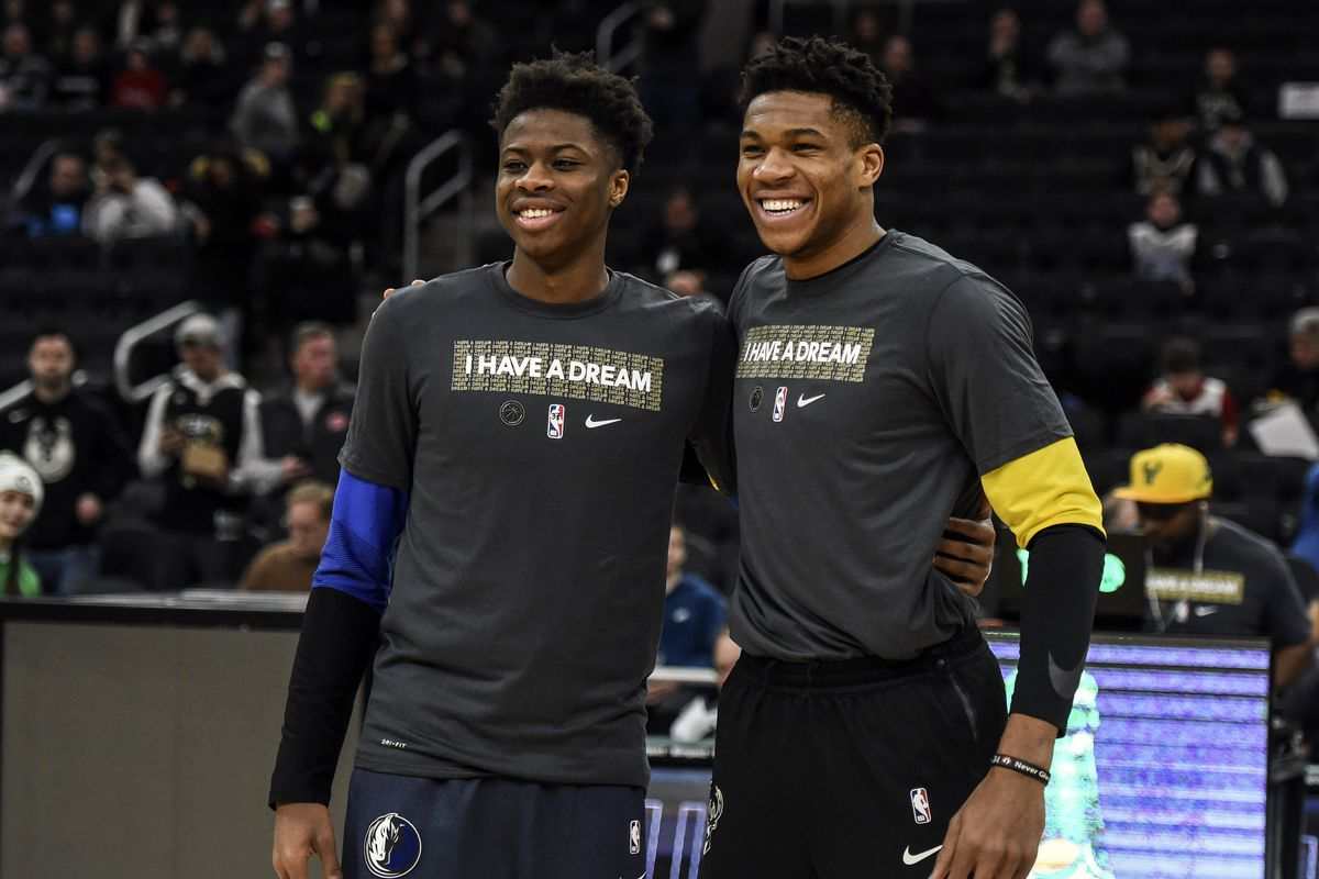 Lakers Hope Giannis Antetokounmpo Hears Good Things About