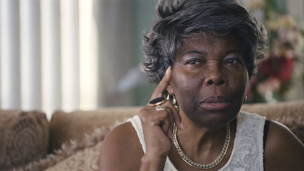 """Voletta Wallace talks about her son, Christopher """"Biggie Smalls"""" Wallace."""