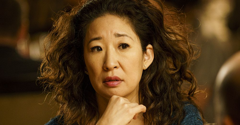 Sandra Oh is the first Asian woman to earn a lead actress Emmy nomination (and other stories from today's announcement)
