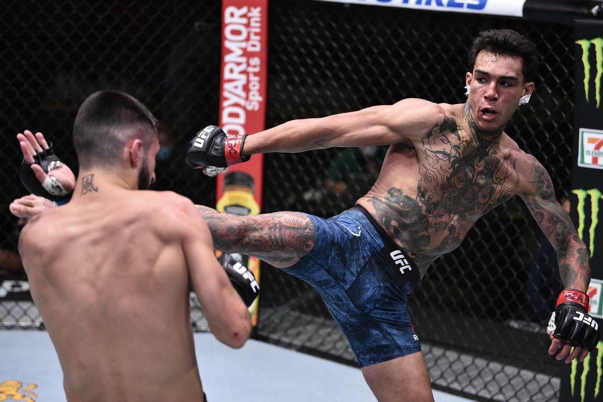 UFC Fight Night: Fili v Jourdain