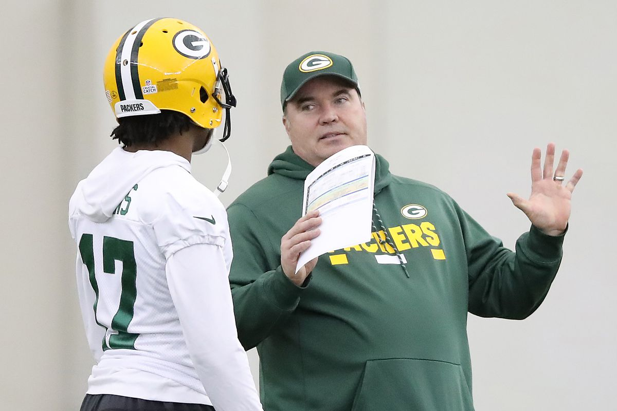 NFL: Green Bay Packers Practice