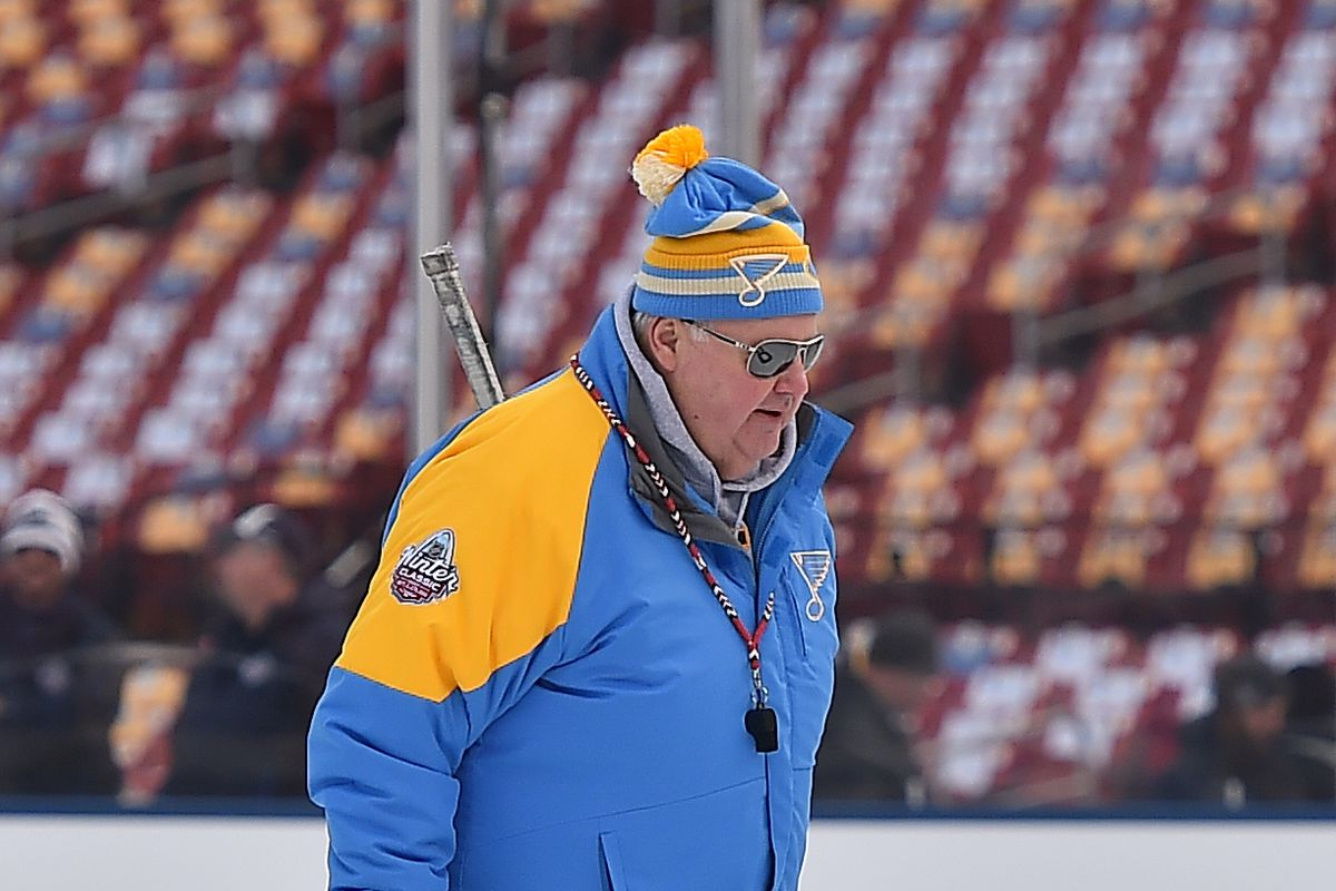 NHL: Winter Classic-Practice Day