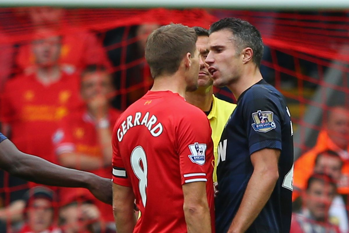 The Captain wishes RVP a nice afternoon.